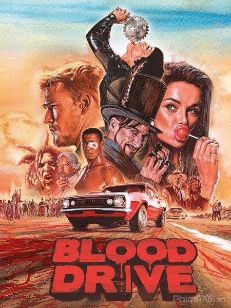 Phim Đường đua đẫm máu (Phần 1)