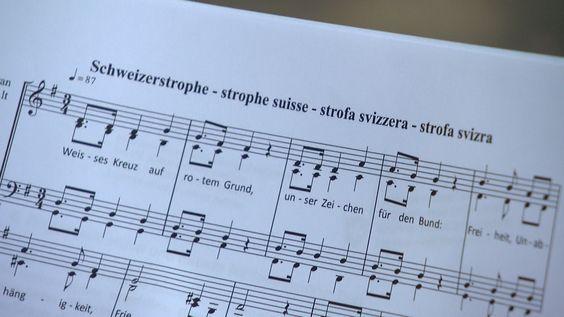 Przeciwko próbie likwidacji hymnu Szwajcarii https://youtu.be/F0Wgto7__-c  i zastępowania go od 1. 08. 2016 nowoczesną pieśnią wypowiedział się w telebasel  Lech Klekot, Artysta Malarz związany z Polnisches Kulturzentrum we Frankfurcie nad Menem: