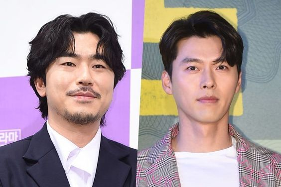 Lee Si Eon Shares Old Photo With Hyun Bin On 10th Anniversary Of His Debut