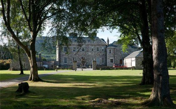 Cluny Estate Laggan, Newtonmore, Scotland