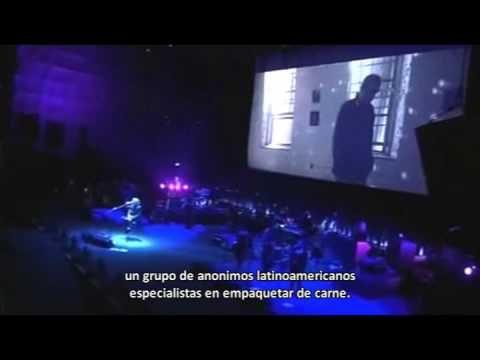 The Fletcher memorial home - Roger Waters (en vivo y subtitulada)