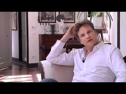Colin Firth: interview in italian (second part)