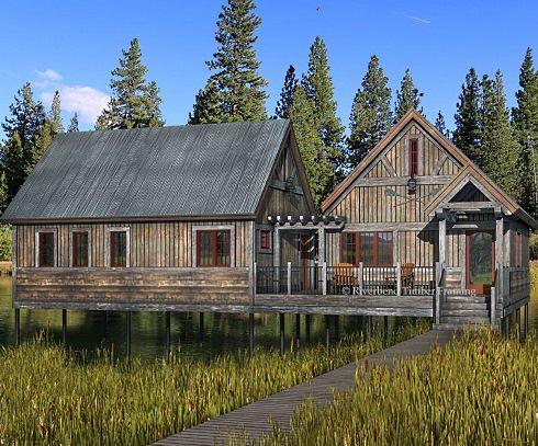 Fishing Cabin Floor Plans Cabin Floor Plans Cabin Plans With Loft Loft Floor Plans