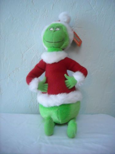 16-1998-Hallmark-Dr-Seuss-Santa-Grinch-Plush