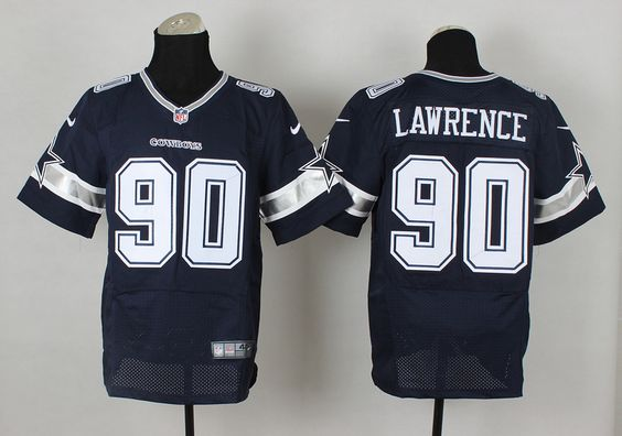 Dallas Cowboys Demarcus Lawrence Jerseys Wholesale