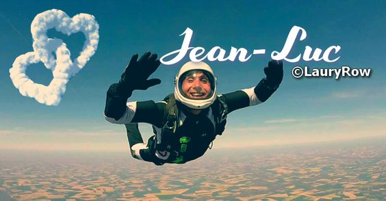 JEAN-LUC LAHAYE. ♥ ©LauryRow.