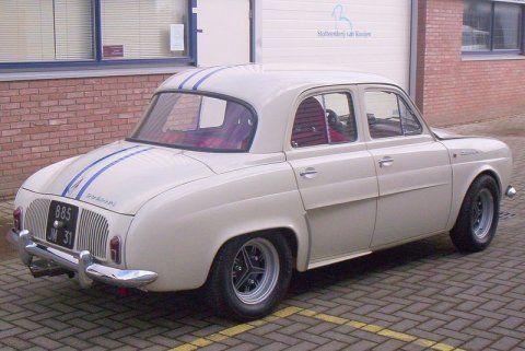 Sedan Cool Photo Classic Sports Cars Renault Classic Cars