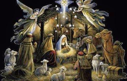 O natal representa esperança pois cristo nasceu para…