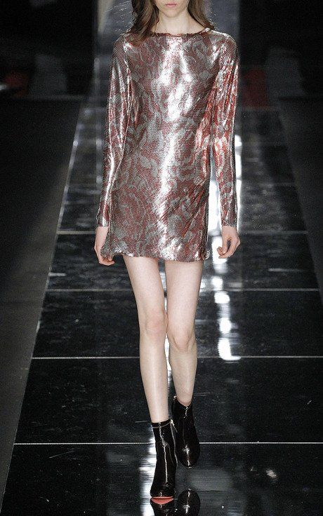 Blumarine  Trunkshow Look 40 on Moda Operandi