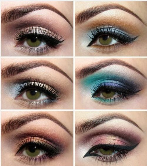 Ideas For Eye Shadow Makeup