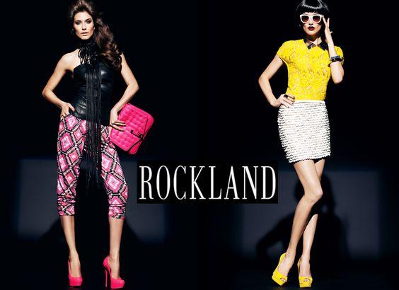 Rockland Shopping Center Advert.  Photography:  Genevieve Charbonneau, Judy Inc
