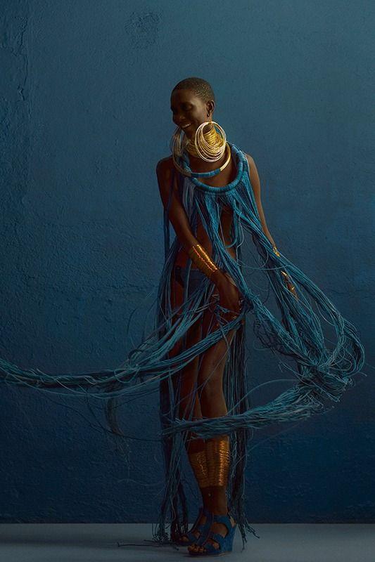 Clam Magazine #28 Muse: Mahany Pery Photography: Adriano Damas.... Just beautiful!!