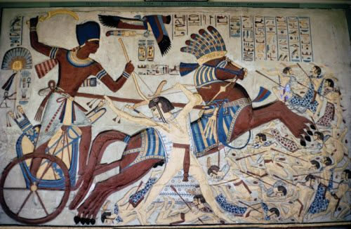 UK's University of Cambridge exhibits- Black to Kemet | Egyptsearch Reloaded