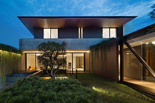 Gallery Of Sr House Nataneka Architect 26 Architect House Architect House