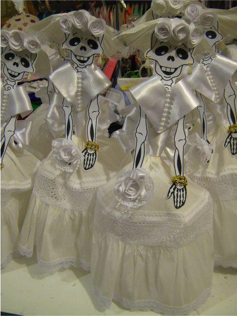 Vestidas de novia