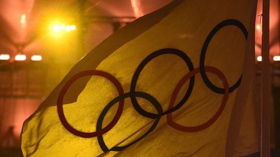 Mit Feuerwerk und Samba-Klängen: Abschlussparty von Rio läuft