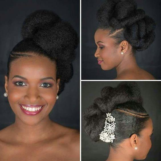 Holiday Hairstyles For Naturals Natural Hair Wedding Natural Wedding Hairstyles Natural Hair Updo