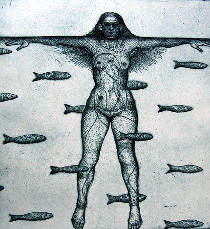 June Carey - Prints
