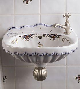 Lave-Mains en Porcelaine VALSE