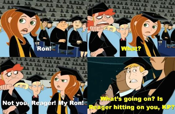 Kim Possible. God bless this show!