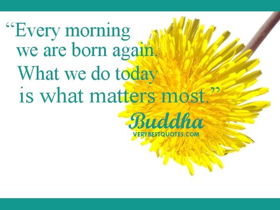 Check Out Free Good Morning Quotes Buddha Images, Pictures