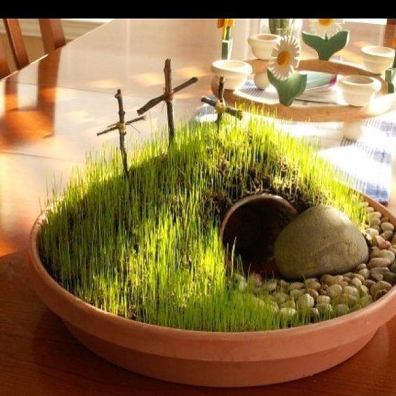 Easter Project. Touching... What a message!
