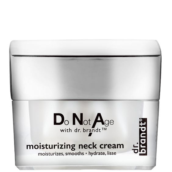 Do Not Age With Dr. Brandt Firming Neck Cream | Dr. Brandt Skincare