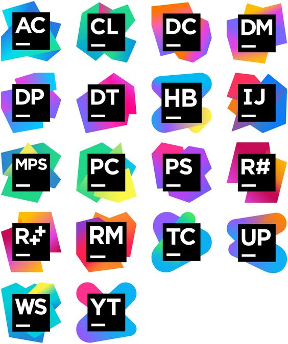 New Logo(s) for Jetbrains