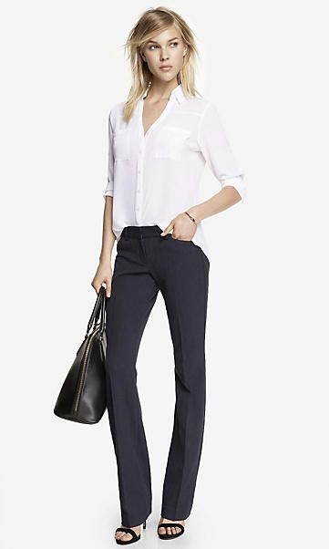 Women's dress pants, Editor and For women on Pinterest