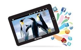 Best Android tablet 4.0.4 ice cream sandwich, it is fast internet connectivity Wi-Fi 802.11 and 2G, 3G connectivity. It has Latest and updated device for new generation.