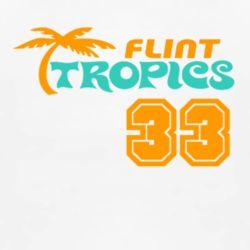 Will Ferrell Semi Pro Flint Tropics #33 T Shirt  www.damncooltees.com