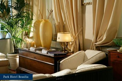 Take a moment for yourself, make yourself comfortable and read you favourite book.. http://www.parkhotelbrasilia.com/