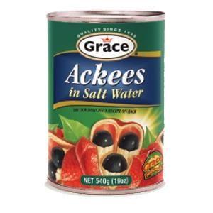 Grace Ackee アキー(缶入り)