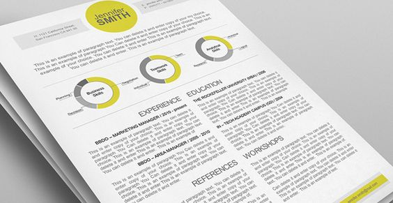 The 41 Best Resume Templates Ever The Muse http\/\/wwwresumeway - the best resume ever