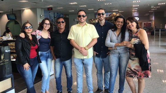 FAUmília de Maceió no VIII Erefau em Lauro de Freitas, BA, nos dias 16, 17 e 18/08/2018.