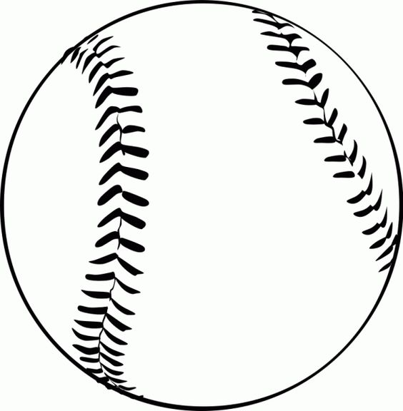 beisbol coloring pages - photo#33