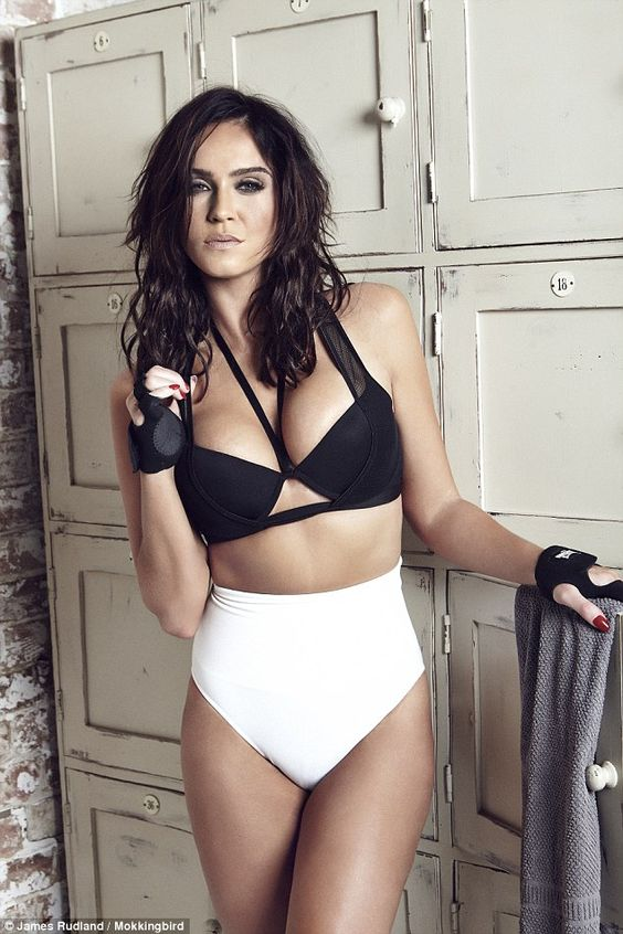 Vicky Pattison Flaunts Her Incredible Figure In Sexy