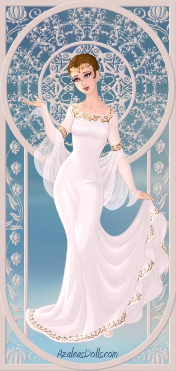 The Neverending Story Empress [grown up] by Ryoko-01.deviantart.com on @deviantART: