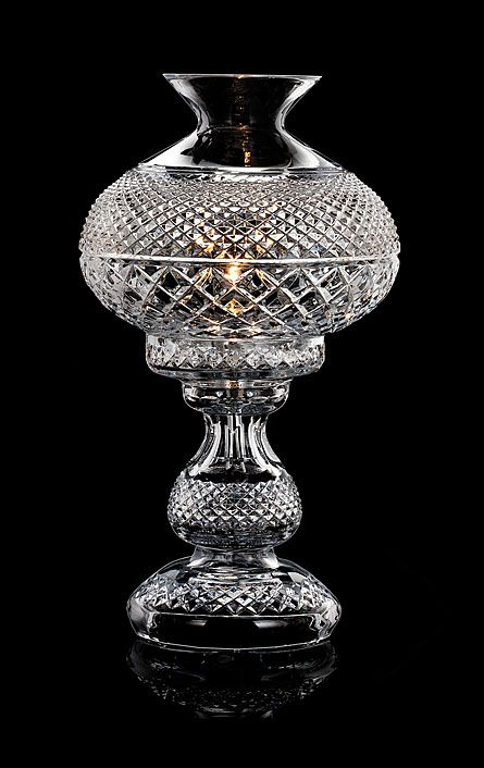 Waterford Crystal Inishmore Lamp Хрусталь стекло