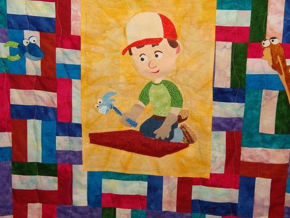 Handy Manny -- all those little boys and dads will love this one.