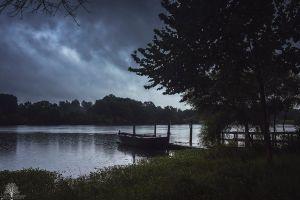 Heavy Rain by JustinDeRosa
