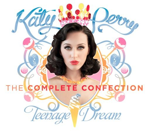 Katy's new cover #TheCompleteConfection: