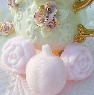 pink shabby chic things | shabby pink pumpkin sugars these shabby pink pumpkin sugars are the ...