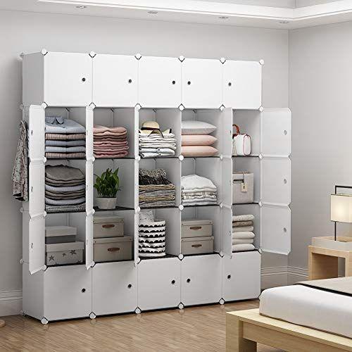Yozo Modular Closet Portable Wardrobe