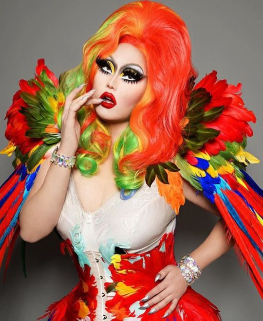 Kim Chi, RPDR8, my favorite to win.