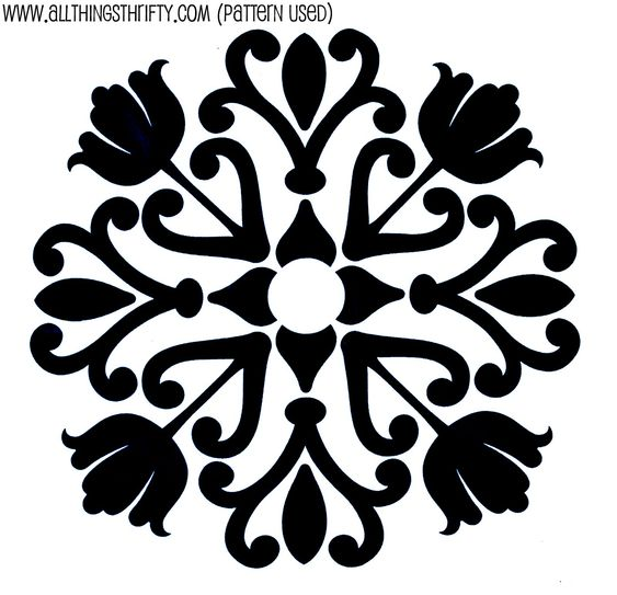 Wall Stencils Patterns Printable : Free stencil patterns great to use for a wall wrapping