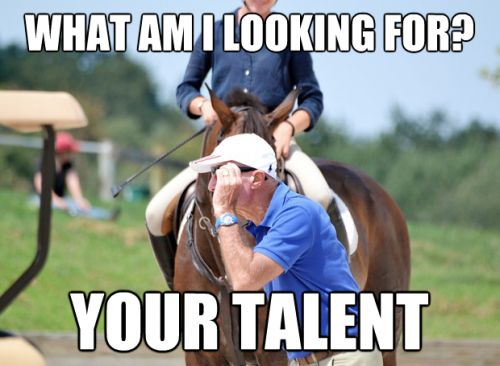 George Morris on USEF Network today! Check it out!