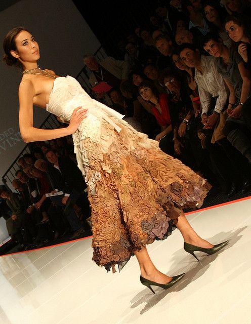 fashion runway models artinstitute (97) by calmenda, via Flickr