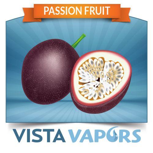 VistaVapors, Inc. - Passion Fruit, $4.99