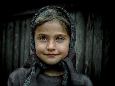 Romanian Girl: